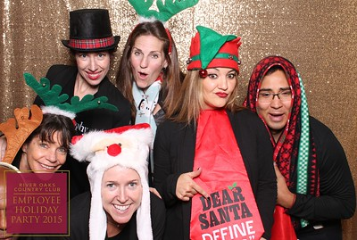 ROCC Employee Holiday Party 2015