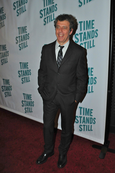 "10/07/10 –Eric Bogosian attends the after party at 230 Fifth following opening night of the Broadway play ""Time Stands Still,"" which he stars in."