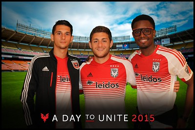 D.C. United's A Day To Unite 2015