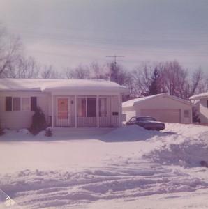 1976 House in South Lyon Mi