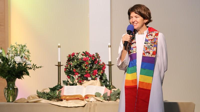 Rev. Elizabeth Griswold
