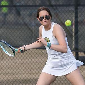 High School Tennis Matches