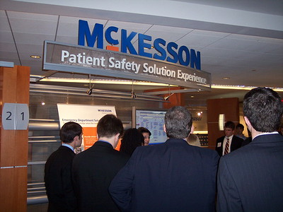 McKesson visit October 2007
