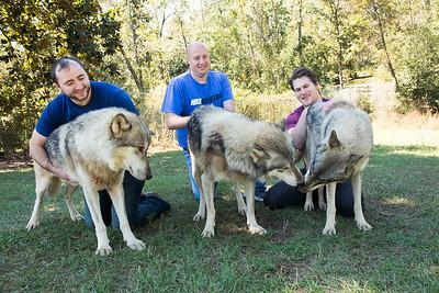 Seacrest Wolf Preserve Part 2