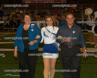 QHS Football Sr Night 2011 - Parents