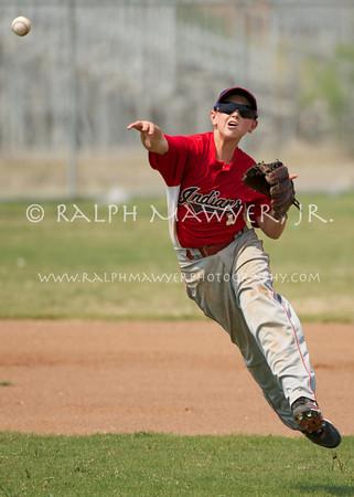 Baseball - Kerrville Indians vs SA Extreme Heat (13U) (2011)
