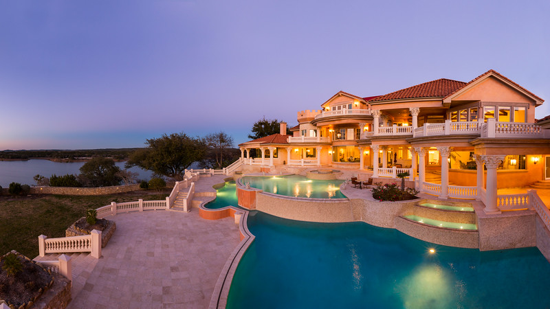 Cliff Point Estate; Spicewood, Texas, United States