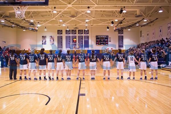 Women's Basketball vs. Cortland