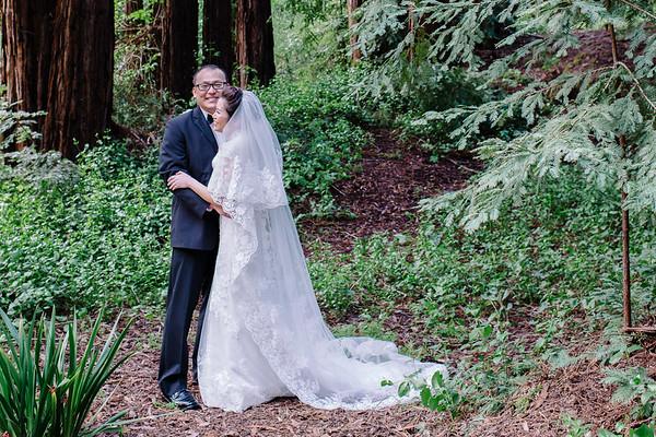 Danny & Eugenia | Valley Presbyterian Church | Portola Valley Wedding Photography