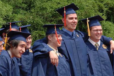 24146 West Virginia University's 137th Commencement and Honorary Degree Receipents