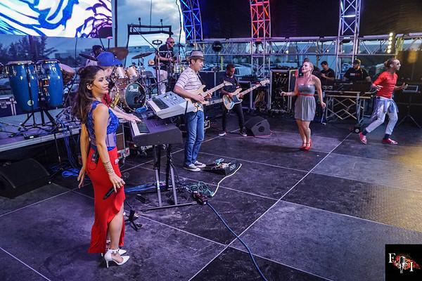 The Clique Band 2016