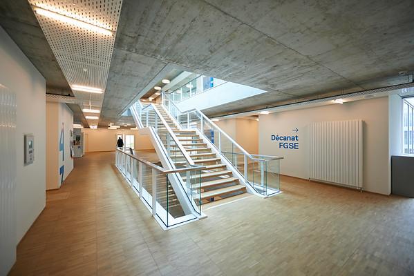 Unil, signalisation intérieure, 2009