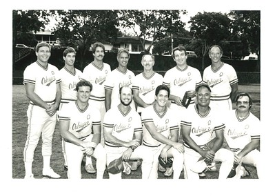 1987 OCC Softball Team