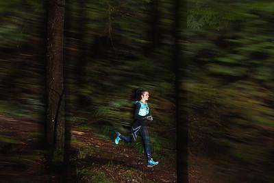 Sarah Korp - Trail running