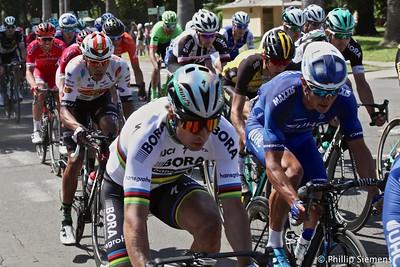 2017 Men's stage 1 Tour of California