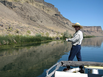 Snake River Bass Fishing