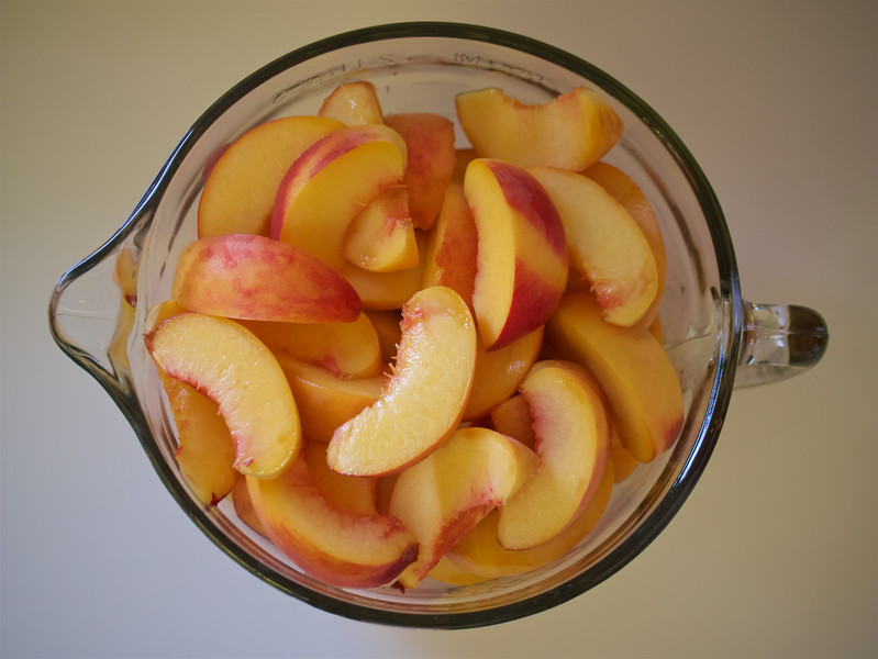 Local Fresh Delicious Peaches