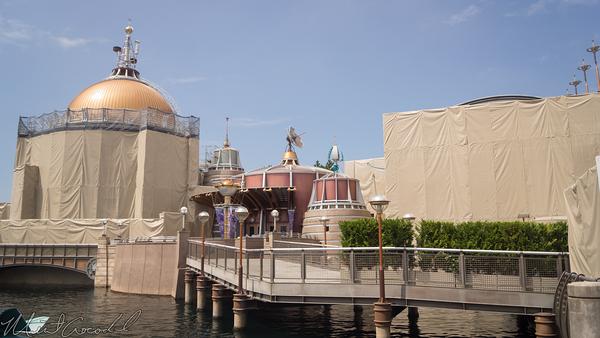 Disneyland Resort, Tokyo Disneyland, Tokyo Disney Sea, Tokyo Disney Resort, Tokyo DisneySea, Tokyo, Disney, Port Discovery, Finding Nemo, Nemo