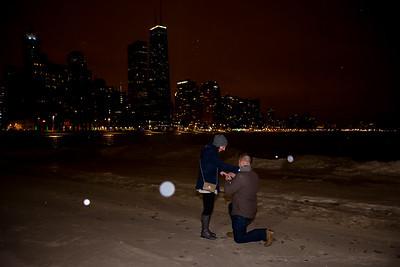 Anna + Jake engagement