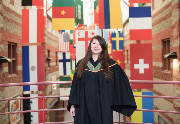 Jessica - CBU Grad 2018