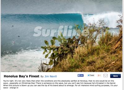 Surfline Top Viewed Image