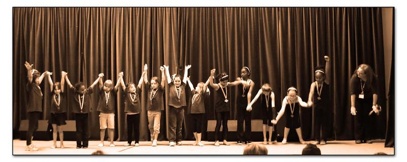 MICS Afterschool Spring Show