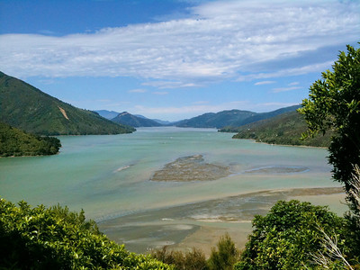 2011, January: New Zealand, South Island