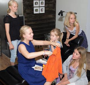 Födelsedagskalas Fristad 2012-06-29