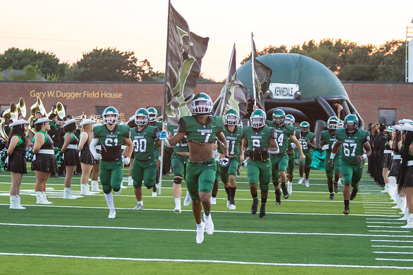 Kennedale vs Wilmer Hutchins 9.17.21