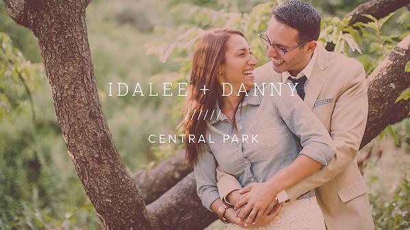 IDALEE + DANNY ////// CENTRAL PARK