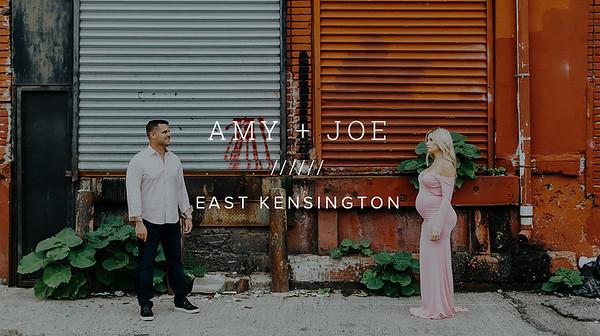 AMY + JOE ////// EAST KENSINGTON
