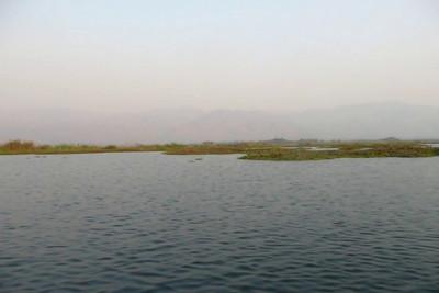 Myanmar Inle Lake  Leg Paddlers