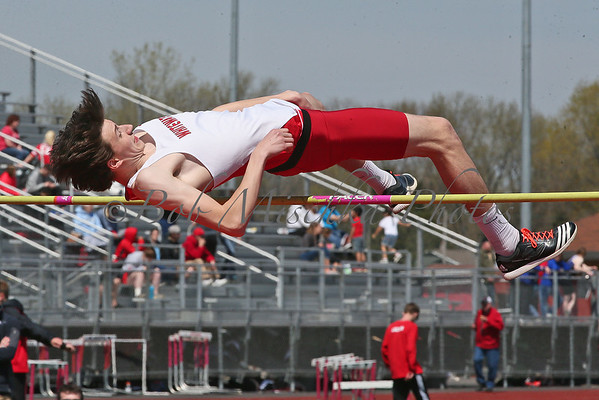 Randy Lyon, Clinton, East Troy, Palmyra Invite, Tider.