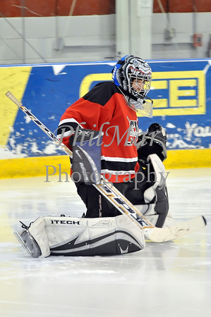 Schuylkill Valley VS Exeter Varsity Ice Hockey 2010 - 2011