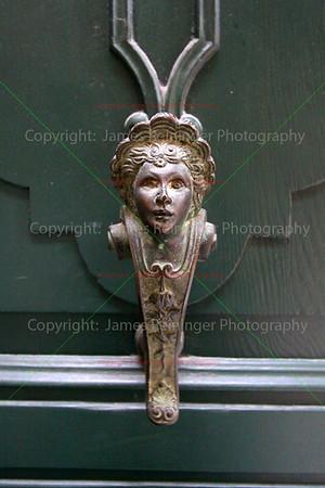 Venetians Doors and Door Knockers