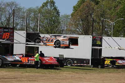 Hartford (MI) Motor Speedway - LUCAS OIL OLM -