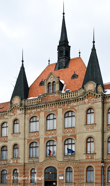 A school building in Bratislava