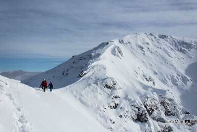 05 Aonach Eagach ridge
