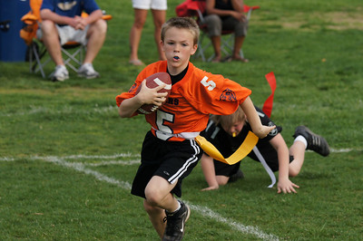 4-10-11 Wentzville Bears Flag Football