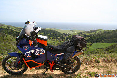 PACIFIC COAST DUAL SPORT ADVENTURE