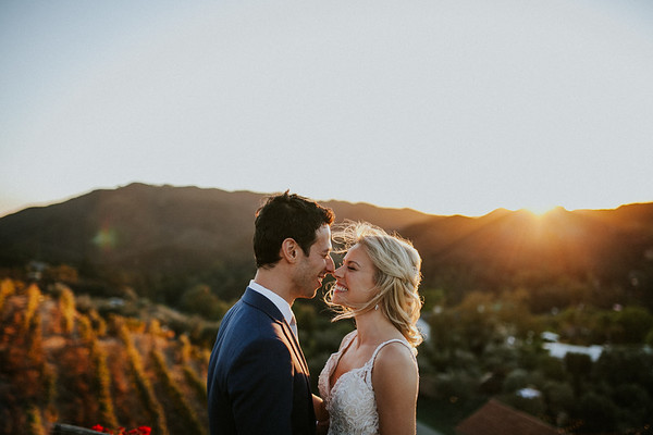 Mike + Kristen | Malibu California Wedding