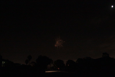 2015 Aug 21  San Luis Rey Parish Fireworks