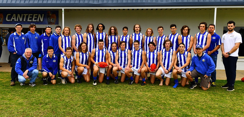 2017 U18 GRAND FINAL TEAMS Renmark v Waikerie