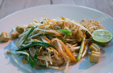 pad Thai in Thailand
