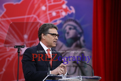 Rick Perry CPAC 2015 Main Stage