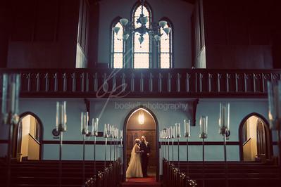 Jason and Morganna (wedding)