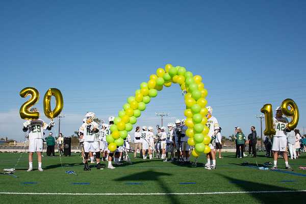 April 22 Senior Night - Boys LAX
