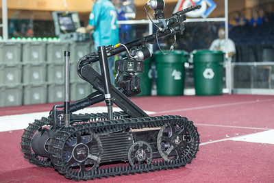 Day 3 US ARMY Robotic Presentation
