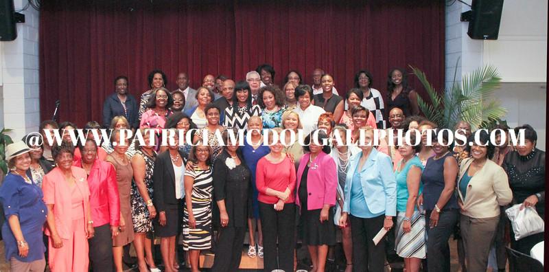 DC Democratic Women's Club 2016