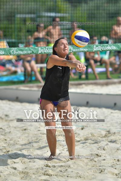 presso Zocco Beach PERUGIA , 25 agosto 2018 - Foto di Michele Benda per VolleyFoto [Riferimento file: 2018-08-25/ND5_8614]